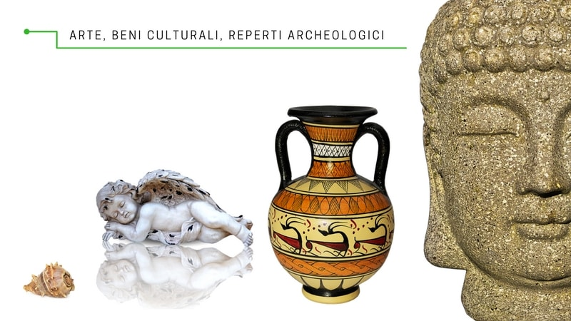 Scansione 3D Arte Beni Culturali Reperti Archeologici   V-GER