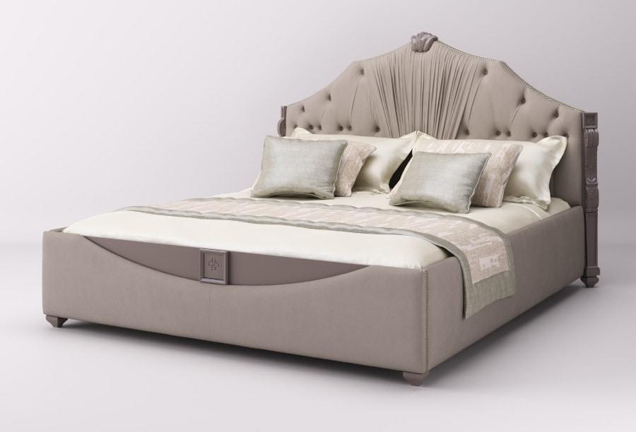Rendering mobili 3D realistico e letto Tiffany di V-GER