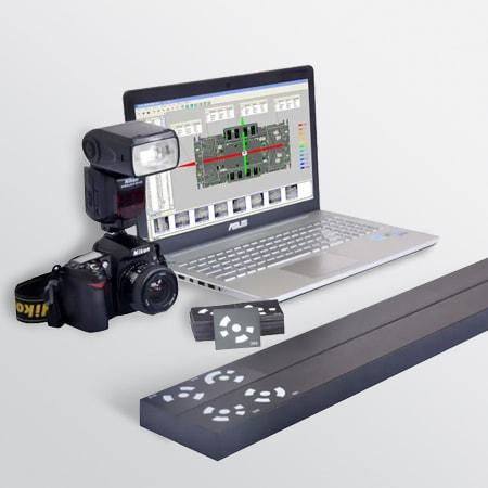 Scanner 3D Digimetric di V-GER