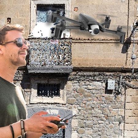Drone per scanner 3D portatile a fotogrammetria di V-GER – mobile