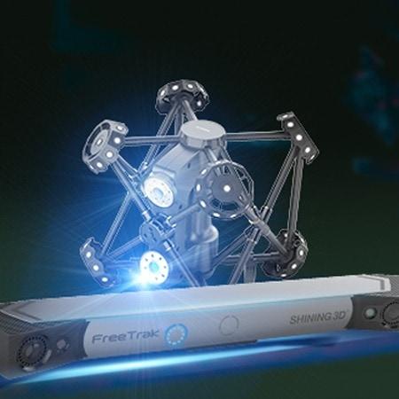 Scanner 3D portatili laser economici di V-GER – mobile
