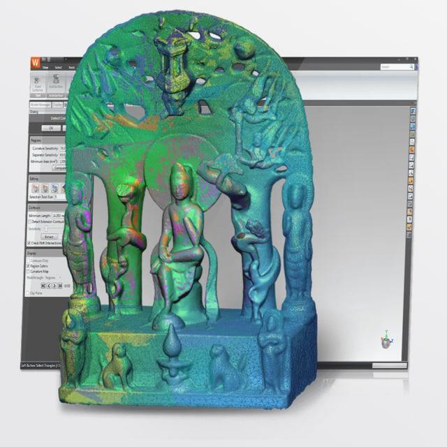 3D Systems Geomagic Wrap di V-GER