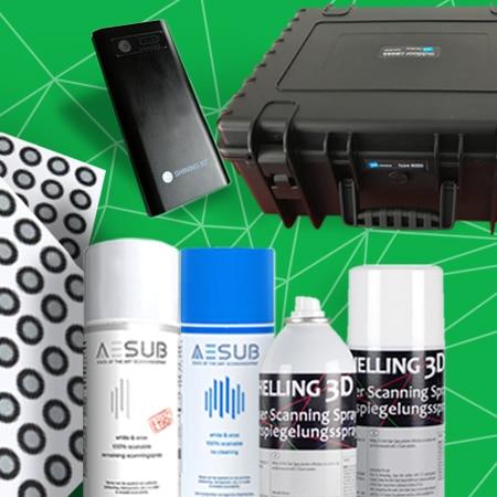 Accessori per AutoScan Inspect di V-GER – quadrato