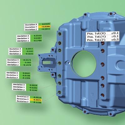 Banner Software Geomagic Control di V-GER – quadrato