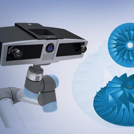 Banner vendita RobotScan E0505 di V-GER – quadrato