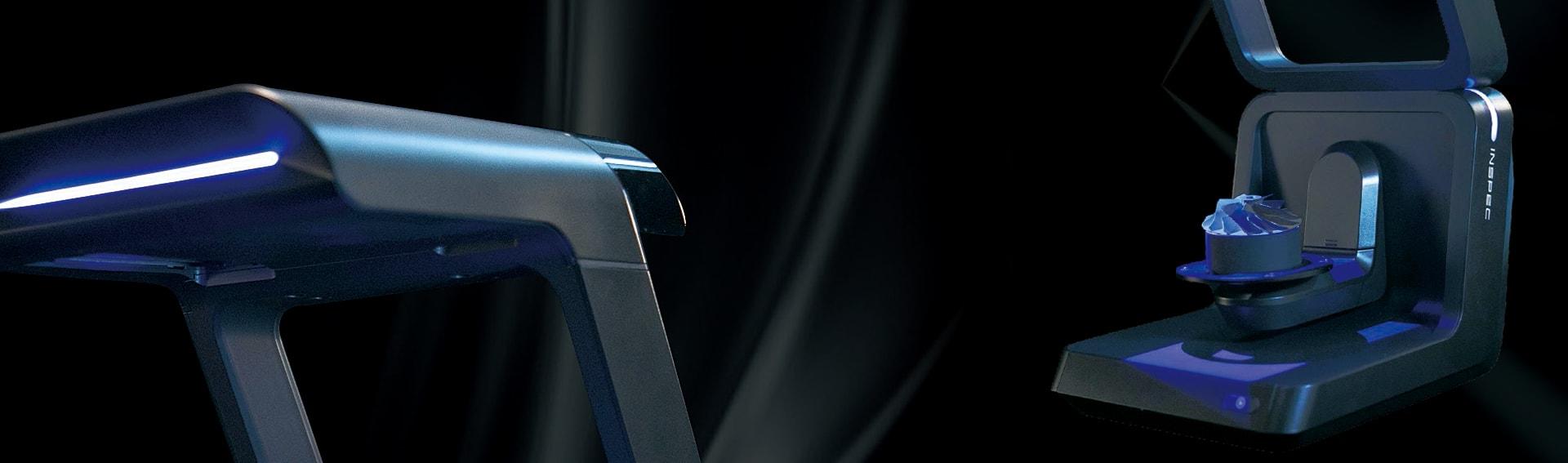 Banner vendita Scanner 3D fissi di V-GER