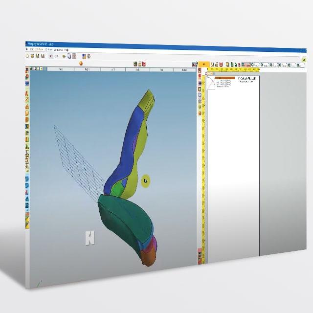 Banner vendita Software 3d Flatten da 3D a 2D di V-GER – quadrato