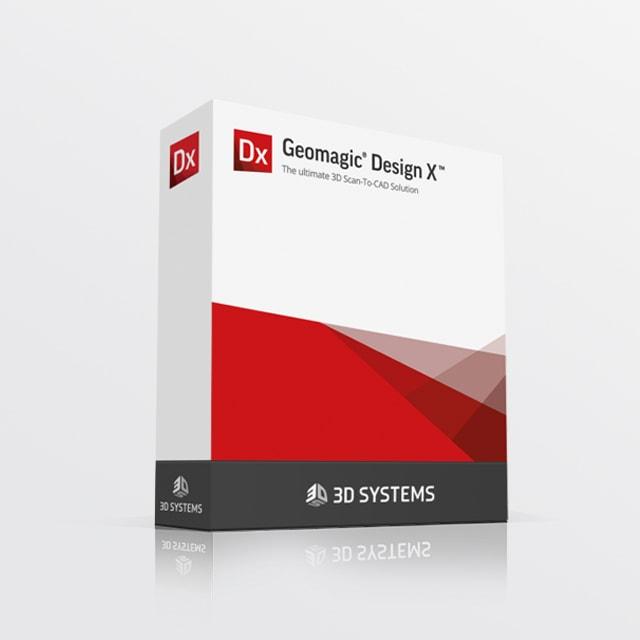 Geomagic DesignX di V-GER