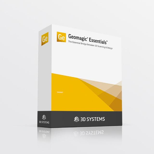 Geomagic Essentials di V-GER