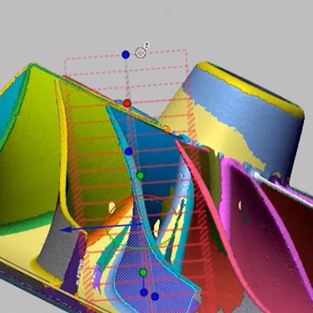 Software 3D Systems Geomagic DesignX di V-GER