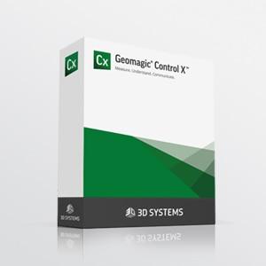 Software Geomagic Control di V-GER