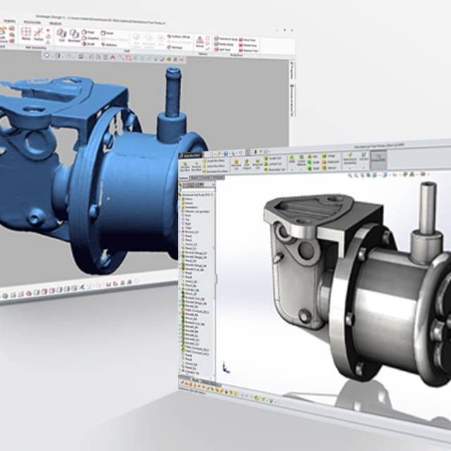 Software Geomagic DesignX di V-GER