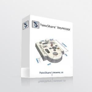 Software Pointshape Inspector di V-GER – quadrato