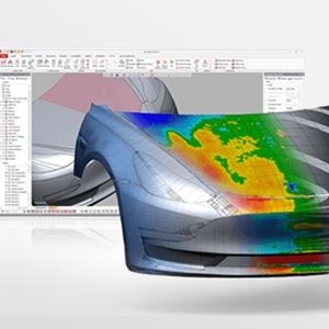 Software di reverse engineering di V-GER – quadrato