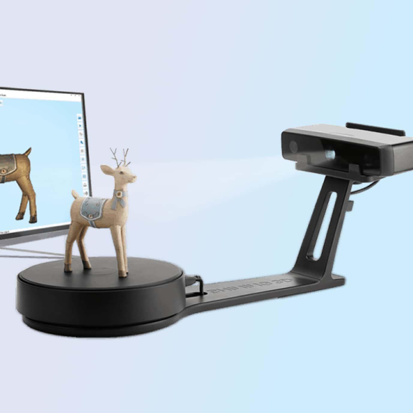 Vendita Scanner 3D fissi EinScan di V-GER – quadrato