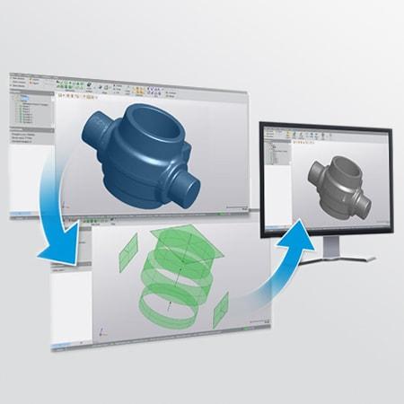 Vendita di Software 3D di V-GER – quadrato
