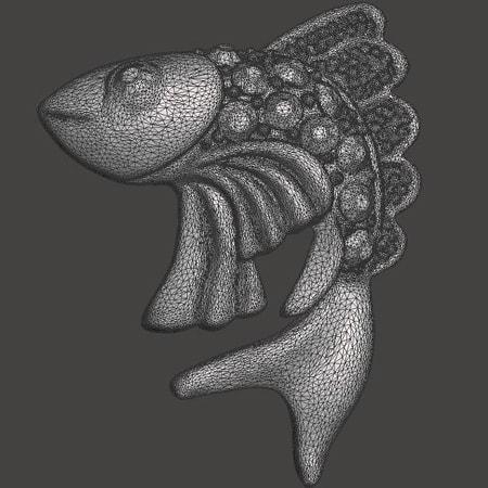 Applicazione di Modellazione 3D con scansione di V-GER