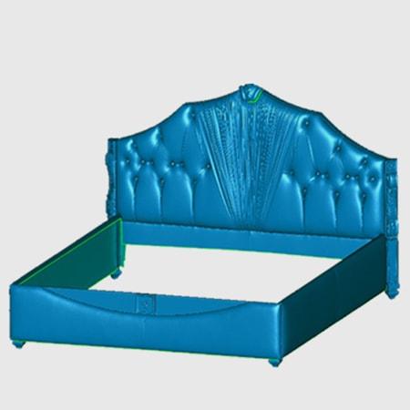 Applicazione di Rendering 3D con scansione di V-GER