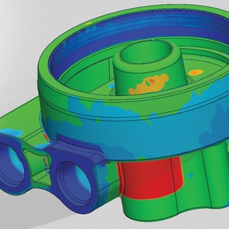 Banner Servizi 3D di Controllo Dimensionale con V-GER – quadrato