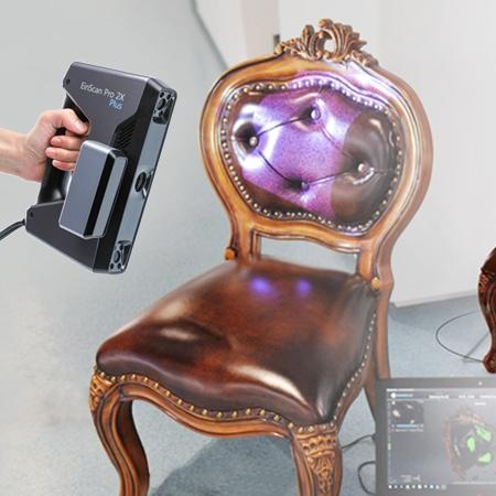 Banner Servizi 3D di Scansione professionale con V-GER