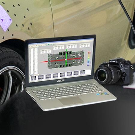 Servizio di Scansione 3D di fotografie con V-GER