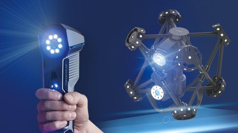 Confronto Scanner 3D Laser portatile con V-GER