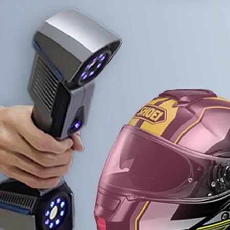 Vendita servizi 3D di scansione new di V-GER - quadrato