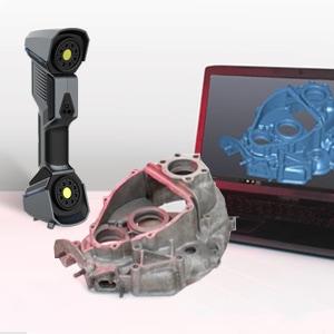 Vendita servizio di reverse engineering 3D new di V-GER - quadrato