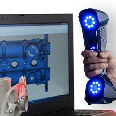 Nuova serie Scanner 3D di V-GER